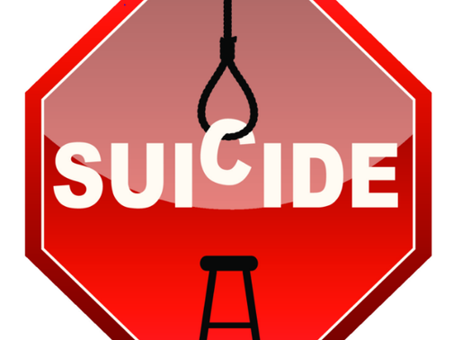 THE LOUD SILENCE OF SUICIDE