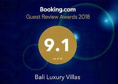 Bali Luxury Villas Manager PT. Bali Luxu