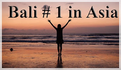 Bali #1 in Asia