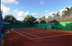 Tennis in Bali