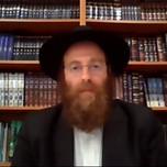 Week 5, Rabbi Yonason Johnson, Classic Shiur, Sicha 3-Part 2