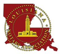 LNA Louisiana Notary Association Logo