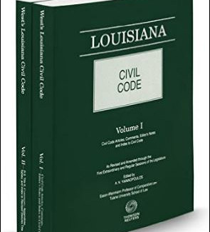2019 Civil Code Book