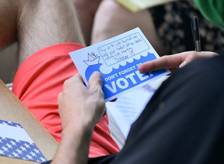 Vote by mail rules differ by state.