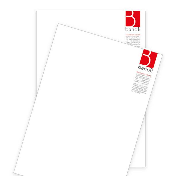 Banofi Briefpapier