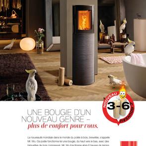 Cheminée Magazine