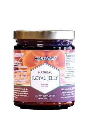 Powder Royal Jelly 4oz 12bottle