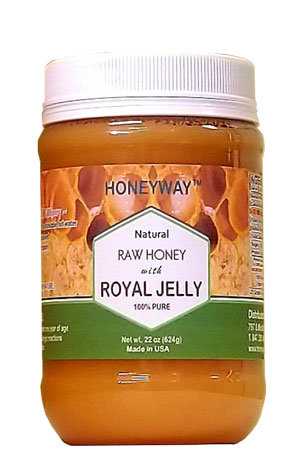 Royal Jelly Honey 22oz