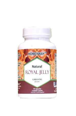 Royal Jelly Capsule 90 Cap