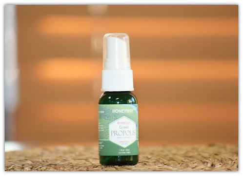 Brazilian Green Propolis Throat Spray1oz(30ml)