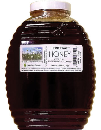 Local Honey.2.5lb(40oz)