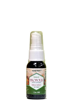 Propolis Throat Spray 1oz (4bottles)