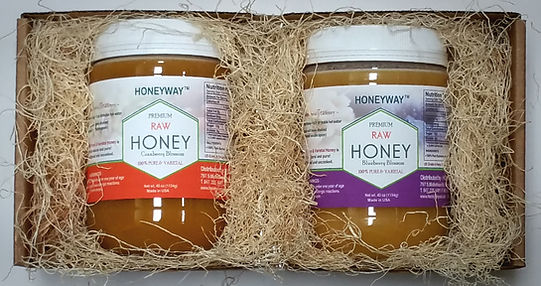 Specialty Honey Gift