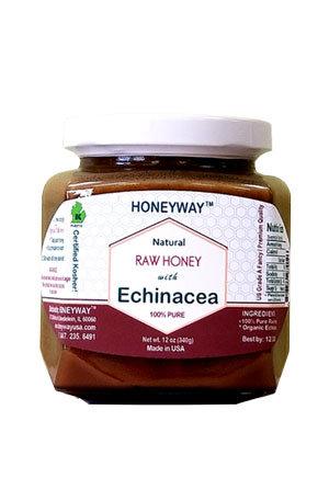 Echinacea Raw Honey