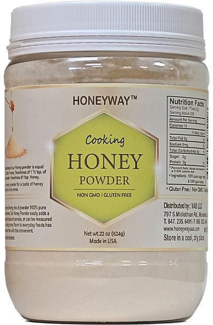 Cooking Honey Powder 22oz