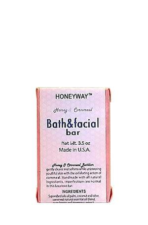 Honey & Cornmeal Bar Soap