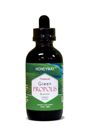 Brazilian Green Propolis 120ml 12bottles