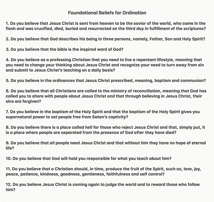 Foundational Beliefs for Ordination.png