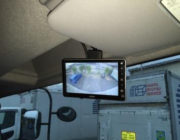 後方視界支援装置
