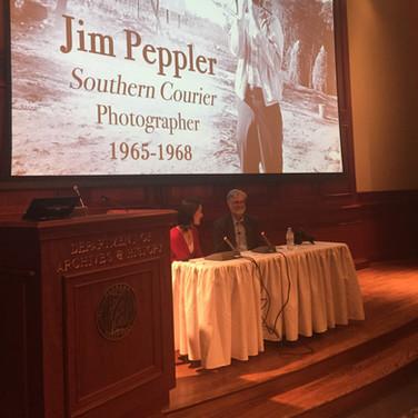 A Conversation with Jim Peppler