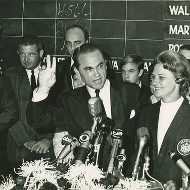 George Wallace Speeches & Campaign Footage
