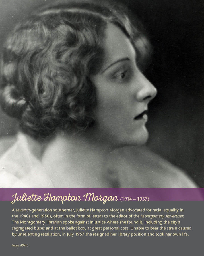 Juliette Hampton Morgan