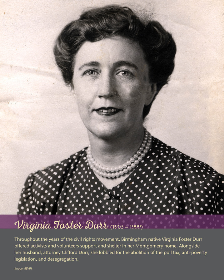 Virginia Foster Durr