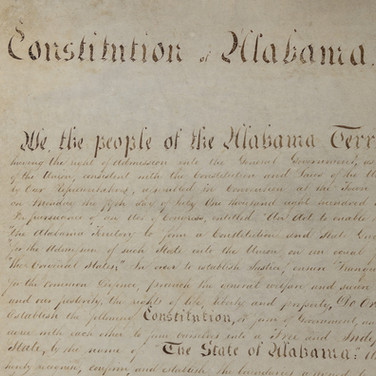 Territorial & Early Statehood Records