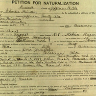 Jefferson County Naturalization Records, 1887-1911