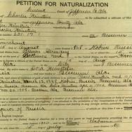 Jefferson County Naturalization Records, 1887-1911