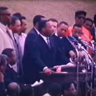 1965 Voting Rights Demonstrations Rare Color Footage