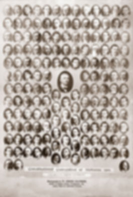 1901 Contitutional Convention sepia clon