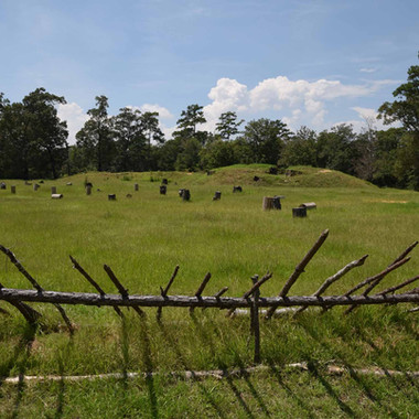 The Battle of Fort Blakeley