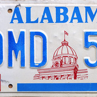 A History of License Plates in Alabama