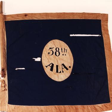 Alabama Civil War Flag Collection