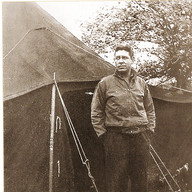 """Ralph """"Shug"""" Jordan and WWII: From North Africa to Okinawa"""
