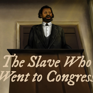 """Marti Rosner reads from """"The Slave Who Went to Congress"""""""