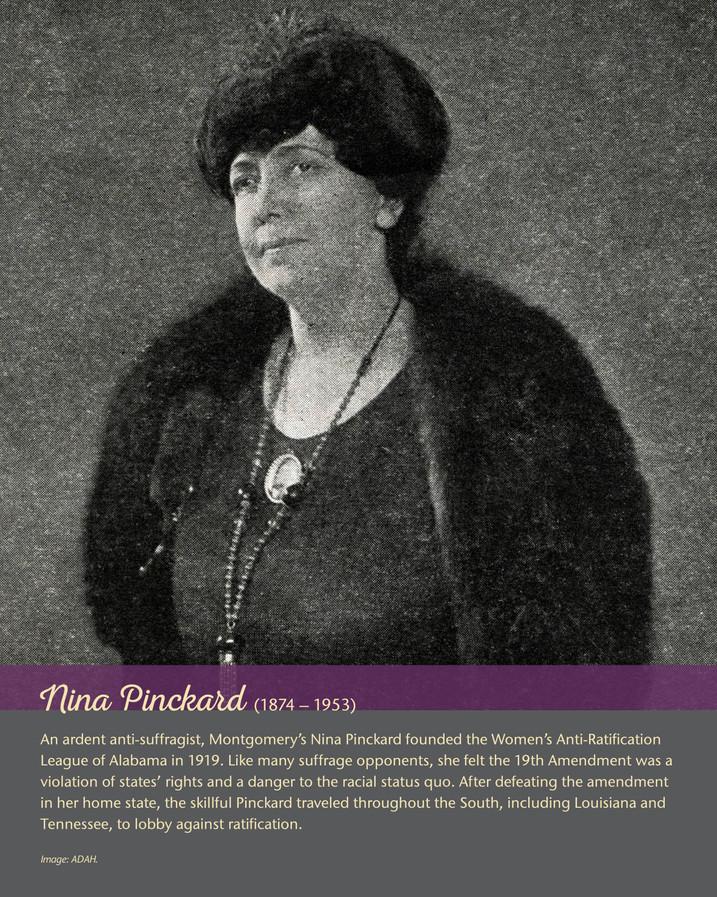 Nina Pinckard