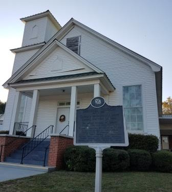 Touring Alabama's Battle of Ebenezer Church