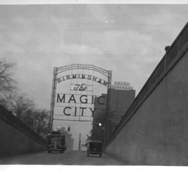 Birmingham Photographs