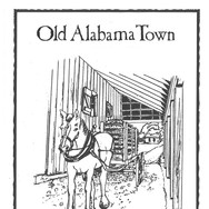 Old Alabama Town Coloring Pages