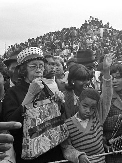 The Funeral of Martin Luther King Jr.