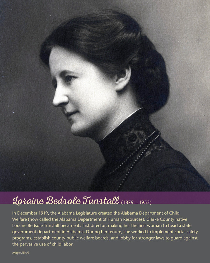 Loraine Bedsole Tunstall