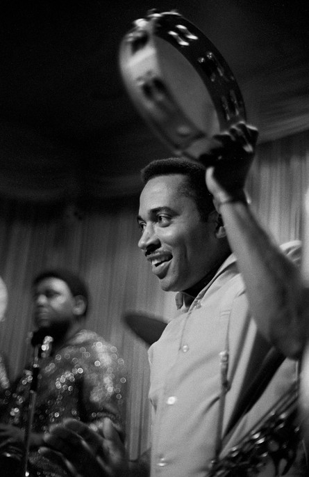 Bobby Moore and the Rhythm Aces performing at the Laicos Club in Montgomery, circa 1965-1968.