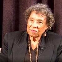 Inteview with Amelia Boynton Robinson, Civil Rights Leader