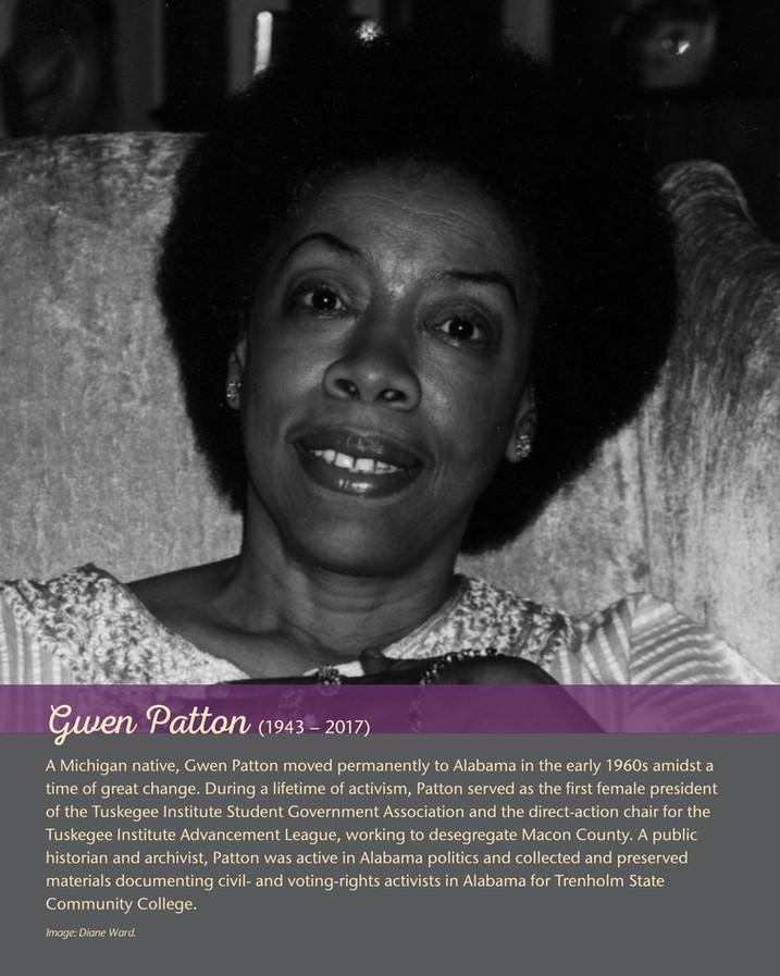 Gwen Patton
