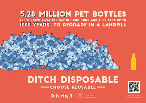 ditch disposal bottles