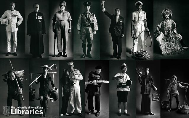 Hong Kong Portraits by Frank Fischbeck