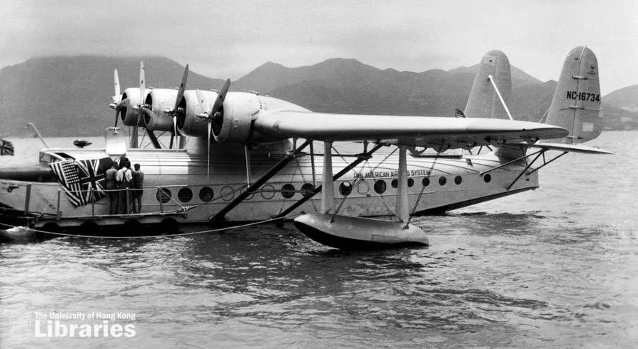 1930s Seaplane