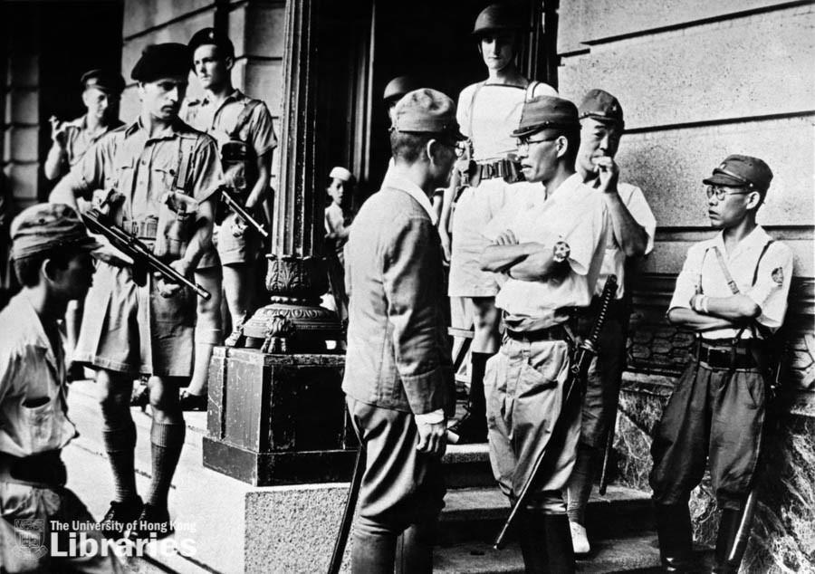Occupation & Liberation of Hong Kong